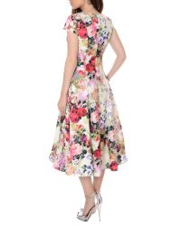 True Decadence - Multicolor Floral Prom Dress - Lyst