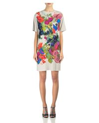 Cynthia Rowley | Multicolor T Shirt Dress | Lyst
