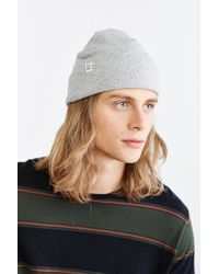 Herschel Supply Co. - Gray Rossland Jersey Beanie for Men - Lyst