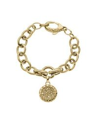 DKNY | Metallic Nj2028040 Womens Bracelet | Lyst