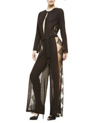 La Perla | Black Jumpsuit | Lyst