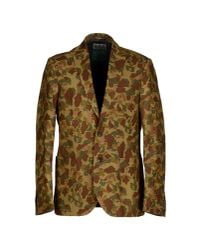 Scotch & Soda | Green Blazer for Men | Lyst