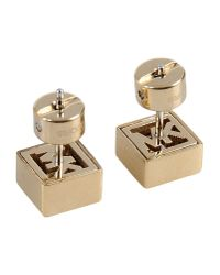 Michael Kors   Metallic Earrings   Lyst