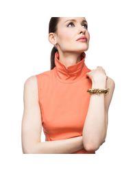 Lulu Frost | Metallic Kinship Pearl Bracelet | Lyst