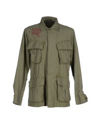 Polo Ralph Lauren - Green Jacket for Men - Lyst