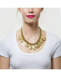 Lulu Frost | Metallic Nomadic Statement Necklace | Lyst