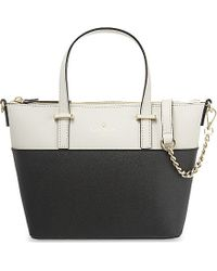kate spade new york | Black Cedar Street Harmony Cross-body Bag | Lyst