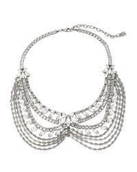 DANNIJO | Metallic Parton Necklace | Lyst