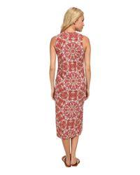 Vans | Red Westminster Dress | Lyst
