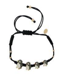 Pippo Perez - Black Penguins Bracelet - Lyst