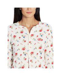 Ralph Lauren - Multicolor Floral Jersey Sleep Shirt - Lyst