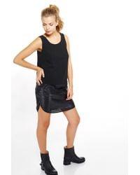 Liu Jo | Black 'bourrache' Dress | Lyst