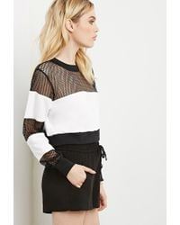 Forever 21 | Black This Is A Love Song Ciara Sweater | Lyst