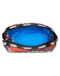 LeSportsac - Multicolor Medium Dome Cosmetic - Lyst