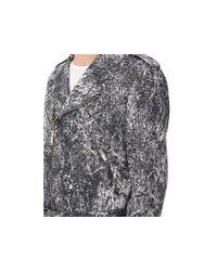 Sandro - Black Thrasher Jacket - Lyst