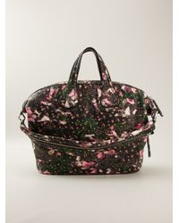 Givenchy - Multicolor Nightingale Floral Print Tote - Lyst