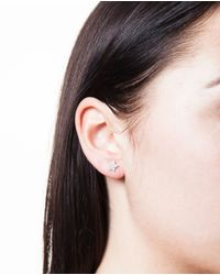 Carolina Bucci | Metallic 18k Gold Star Stud Earring | Lyst