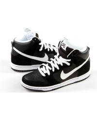 "Nike | Black Sb Dunk High Pro ""venom"" for Men | Lyst"