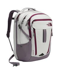 The North Face - Gray Surge 31l Backpack - Lyst