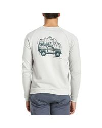 United By Blue - Gray Adventure Mobile Pullover Sweatshirt for Men - Lyst