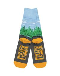Parks Project - Green Raider Of The Lost Park Sock for Men - Lyst