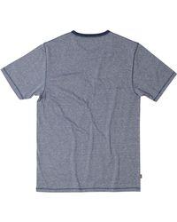 Hippy Tree - Blue Granular T-shirt for Men - Lyst