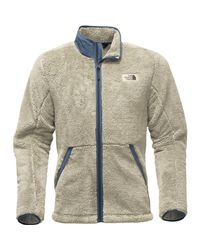 The North Face - Multicolor Campshire Fleece Jacket for Men - Lyst