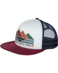 217ee309ab3 Lyst - HippyTree Ridgeline Trucker Hat in White for Men