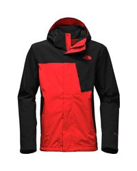 The North Face - Red Mountain Light Triclimate Hooded Jacket for Men - Lyst