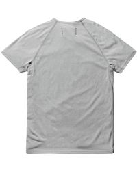 Reigning Champ - Gray Powerdry Crewneck T-shirt for Men - Lyst