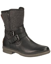 Ugg | Black Simmens Boot | Lyst