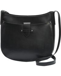 Frye - Black Casey Large Crossbody Purse - Lyst