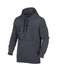 Oakley - Gray Token Pullover Hoodie for Men - Lyst