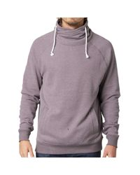 Prana - Purple Fordham Pullover Hoodie for Men - Lyst