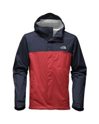 The North Face - Multicolor Venture 2 Hooded Jacket for Men - Lyst