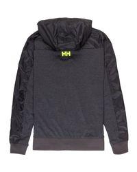 Helly Hansen - Black Raido Full-zip Hooded Jacket for Men - Lyst