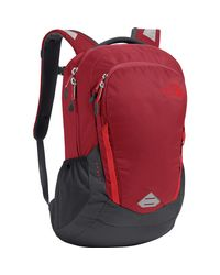 Lyst - The North Face Vault 28l Backpack in Red for Men 5bd22e7f1fa7