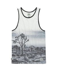 Hippy Tree - White Mojave Tank Top for Men - Lyst