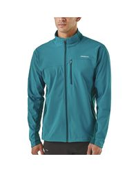 Patagonia - Blue Wind Shield Jacket for Men - Lyst