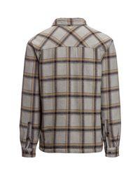 Gramicci - Gray Tough Guy Shirt Jacket for Men - Lyst