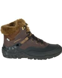 Merrell - Brown Aurora 6 Ice Plus Waterproof Winter Boot - Lyst