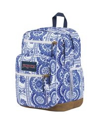 Jansport - Blue Cool Student 34l Backpack - Lyst