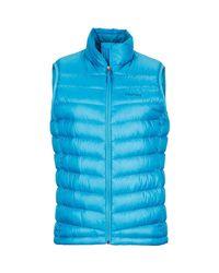 Marmot | Blue Jena Vest | Lyst