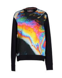 Basso & Brooke - Black Sweatshirt for Men - Lyst