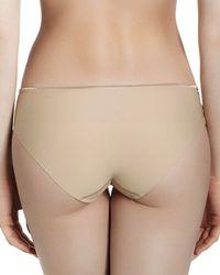 Simone Perele | Black Andora Cotton-blend Bikini Briefs | Lyst