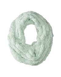 Betsey Johnson | Blue Pearly Girl Snood | Lyst