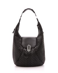 Mackage | Dara Hobo Bag - Black | Lyst