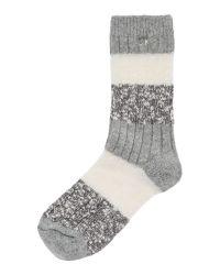 Calvin Klein | Gray Col Ankle Socks | Lyst