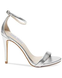 Steve Madden - Metallic Women'S Stecy Two-Piece Sandals - Lyst