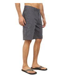 Jack O'neill | Gray Monte Verde Walkshorts for Men | Lyst